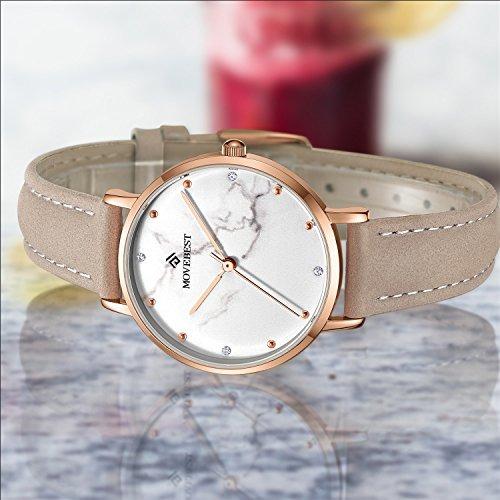 f9756cc48d26 ... para mujer simple business casual moda relo · reloj pulsera relo