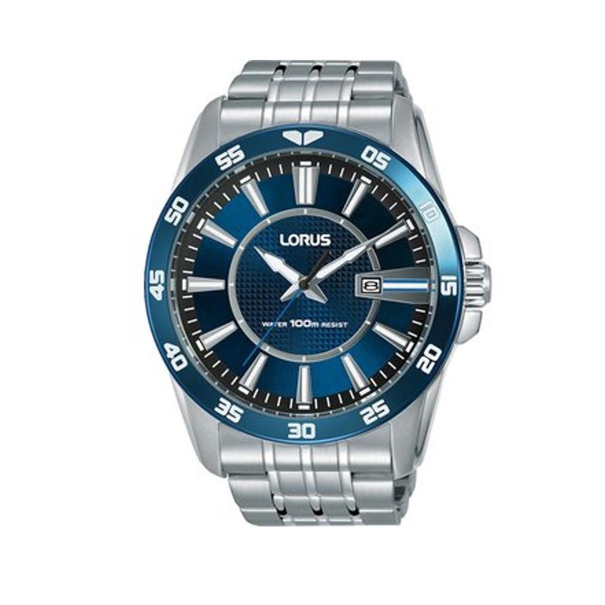 ea2ed1babe2c Reloj Para Caballero De Pulsera Reloj Lorus Cuarzo Rh963hx9 ...