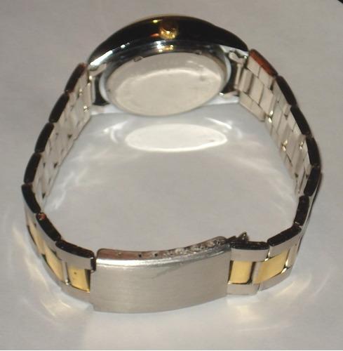 reloj pulsera - simil - con calendario