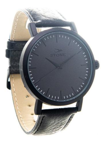 reloj pulsera stone hombre st1059 cuero agente of liniers