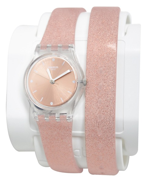 719754a0f911 Reloj Pulsera Swatch Pinkindescent Silicona Rosa Lk354c -   5.289