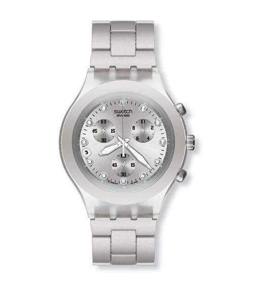 9b0a0fa4064a Reloj Pulsera Swatch Plateado P hombre Svck4038g -   4
