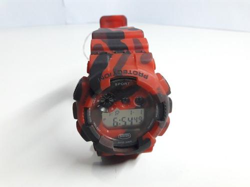 reloj pulsera táctico sport