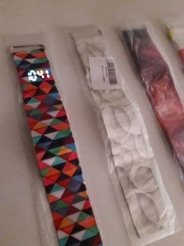 reloj pulsera tyvek hombre mujer original