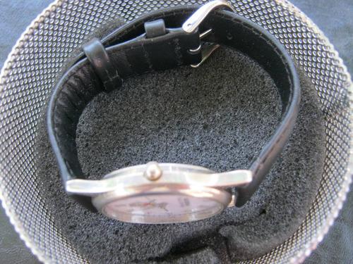 reloj pulsera varon quarzo logo reg.inf.,n° 10 pudeto nuevo