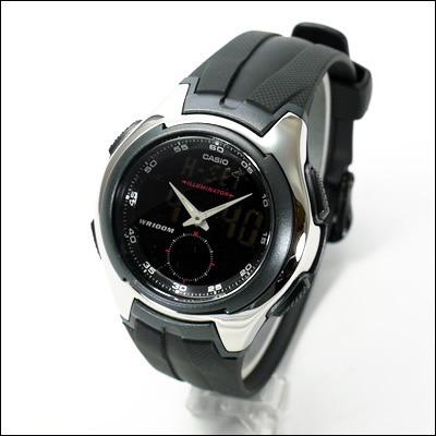 reloj pulso casio aq160w alarma calendario original nuevo