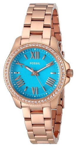 ba7a116959c1 reloj fossil fondo azul