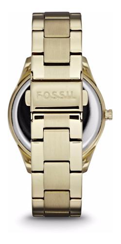 reloj pulso fossil es3101 mujer stella acero inoxidable