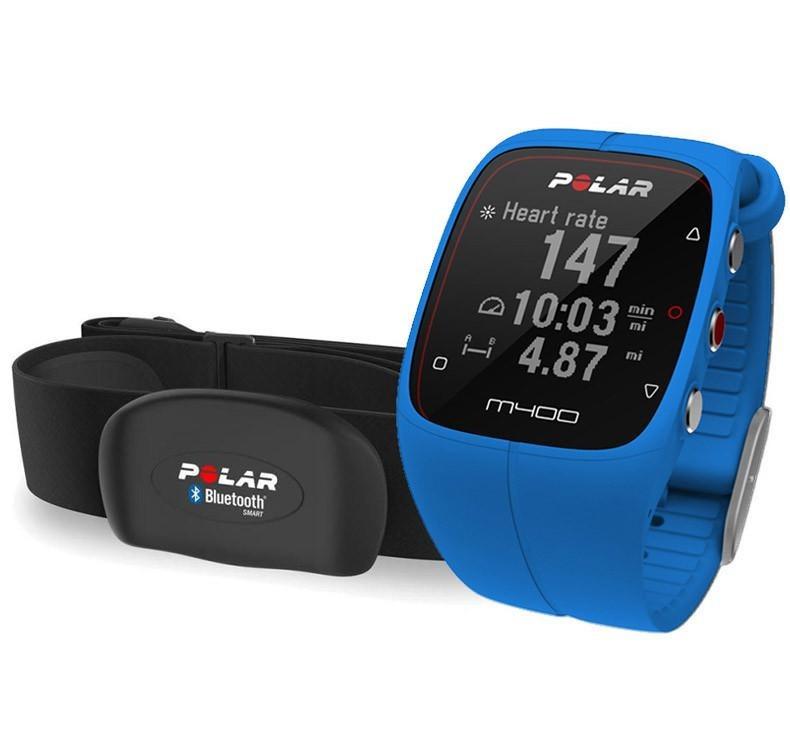 b826061f0bb9 Reloj Pulsometro Cronometro Gps Cardio Running Polar M400 -   10.990 ...