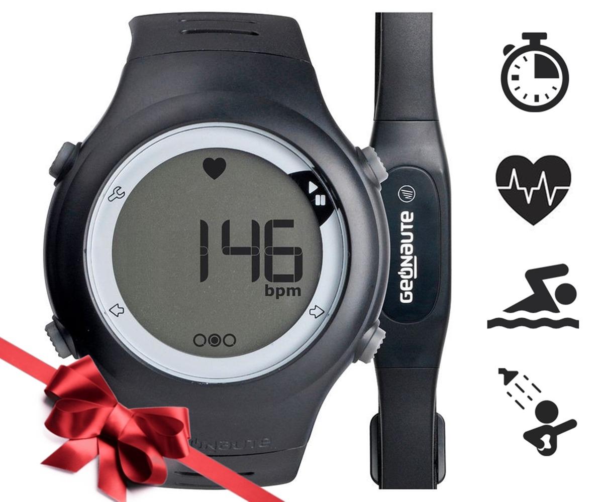 de4ba522350 Reloj Pulsómetro Triatlón Geonaute Onrhythm 50 -   899.00 en Mercado ...