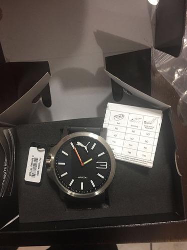 56dcc13c1 Reloj Puma 100% Nuevo Y Original Para Caballero Envío Gratis ...