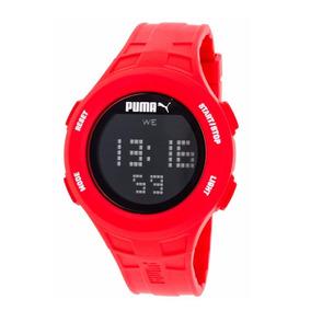 reloj digital mujer puma