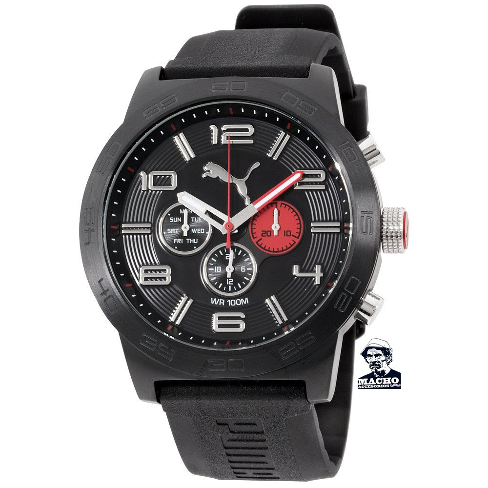 02df19f7cddb Reloj Puma Definition Pu104221001 En Stock Original Garantía - S ...