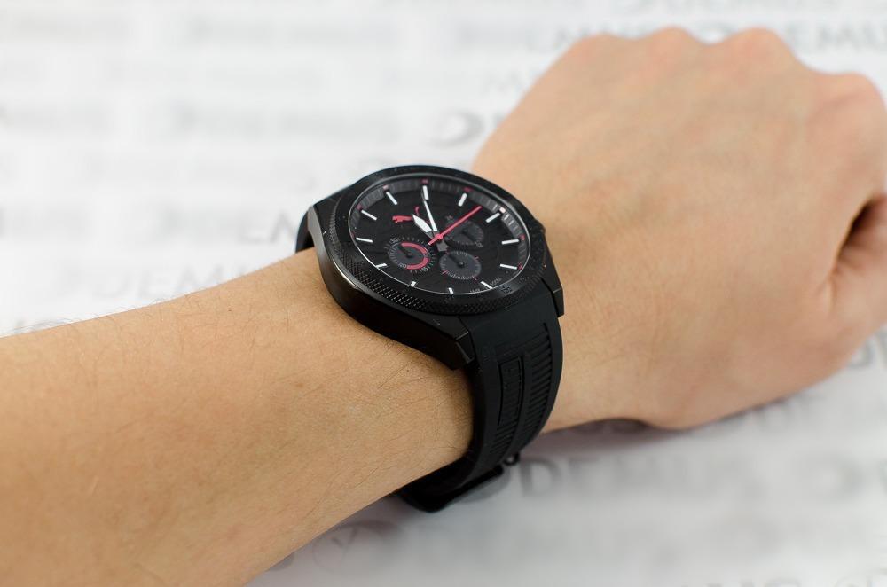 Stock Forward Pu104021001 Original Reloj En Puma Garantía wn8POk0
