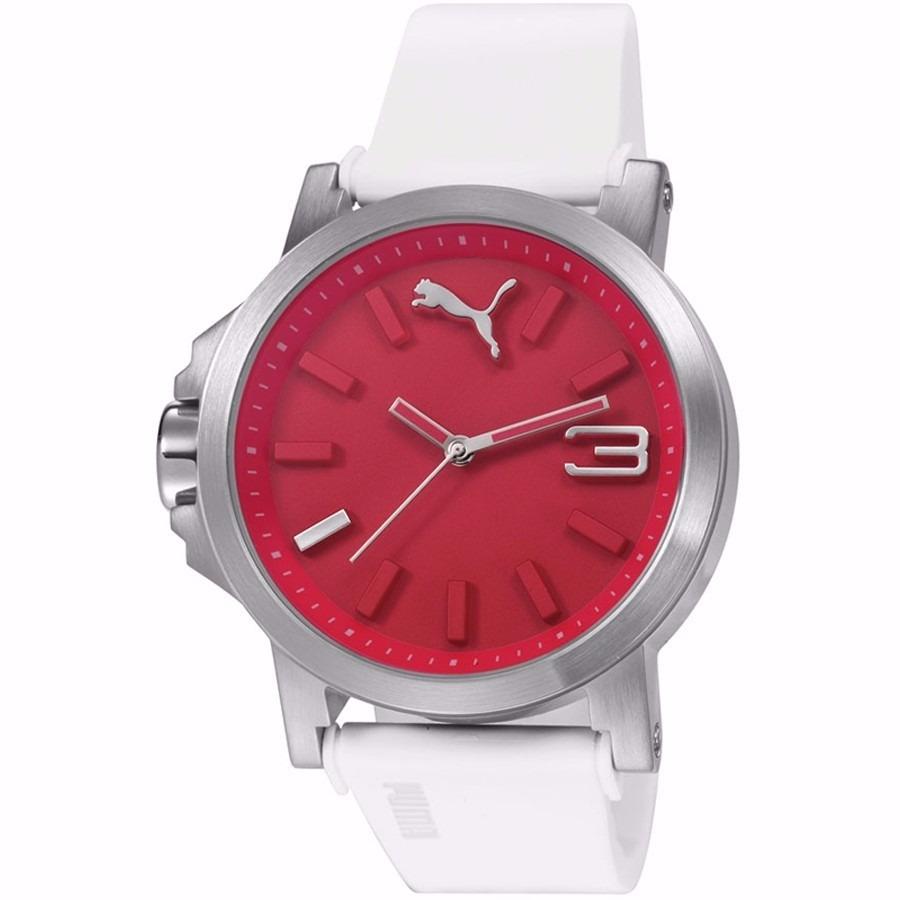 Hombre Reloj Puma 45mm Ultrasize Pu103462003Watchito xodCBer