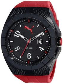 008aaee40 Reloj Puma Hombres Iconic S Con Pantalla Analógica Y Cuarzo