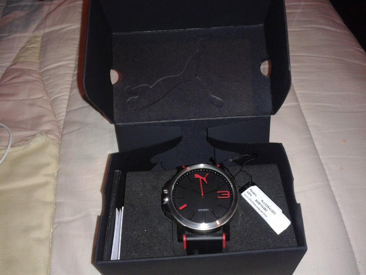 b0c3b58cd Reloj Puma Para Hombre Original - $ 1,800.00 en Mercado Libre