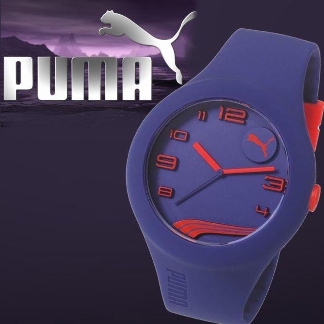 Reloj Puma Pu103211023 Form Xl 50m Wr Cronografo Resina -   1.595 d640d458c9fc