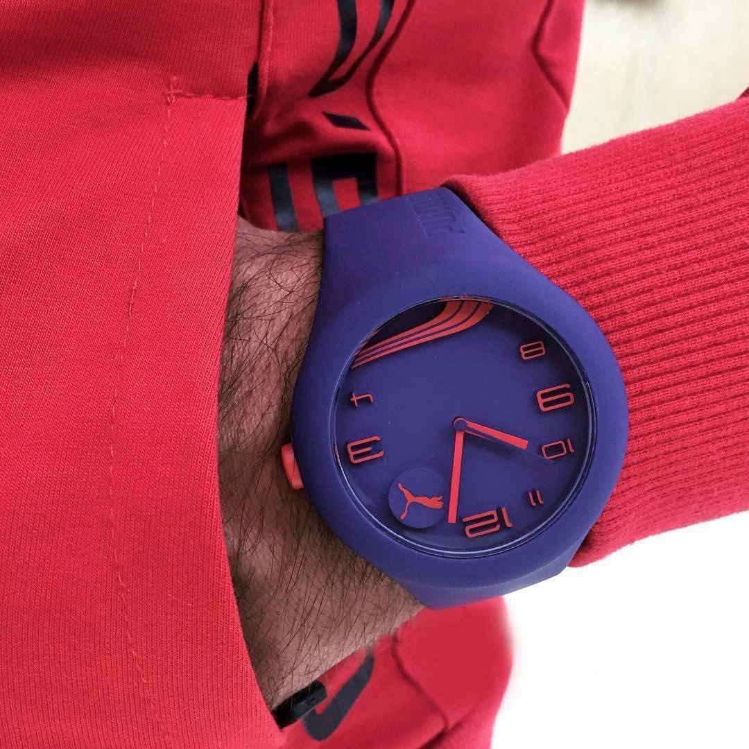 reloj puma pu103211023 form xl 50m wr cronografo resina. Cargando zoom. 5adac9f38dc8
