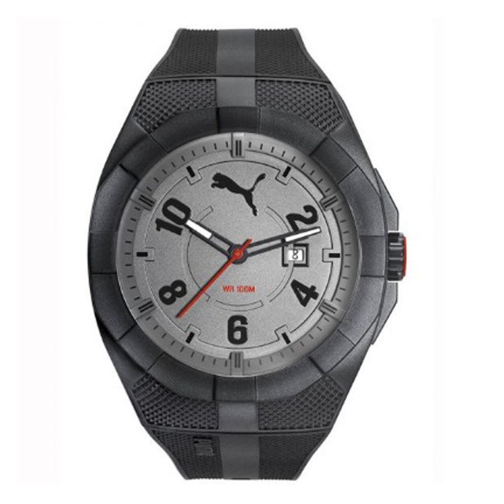 147abf518 reloj puma pu103501013 deportivo hombre gris - selfie. Cargando zoom.