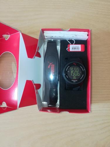 reloj puma running 911351003 sin uso con garantia no garmin