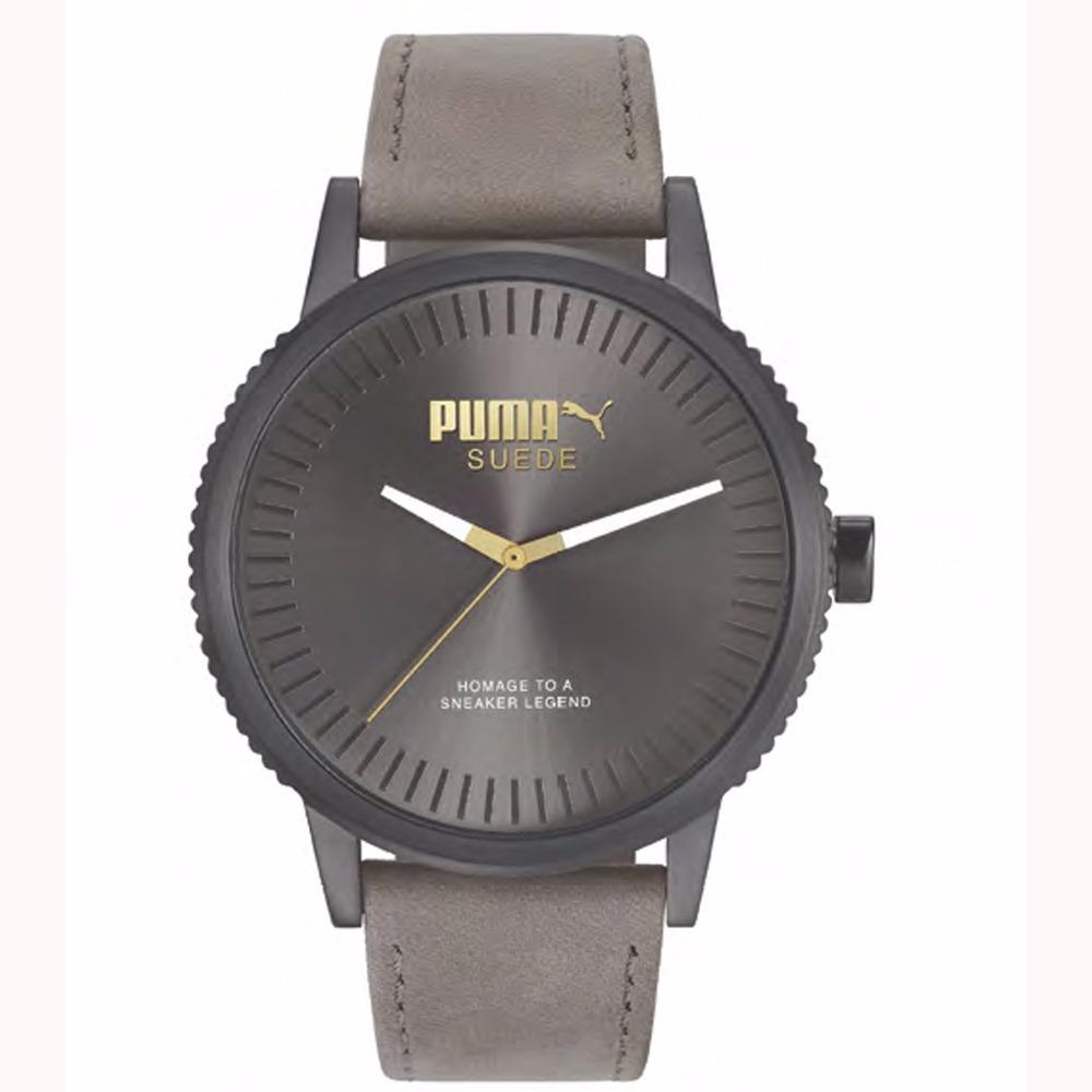 Suede Hombre Puma 104101008 Suede Reloj Puma Reloj 104101008 b76gYfy