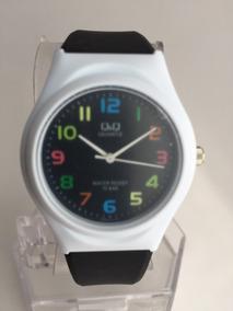 469d12431da8 Reloj Qq Blanco - Reloj de Pulsera en Mercado Libre México