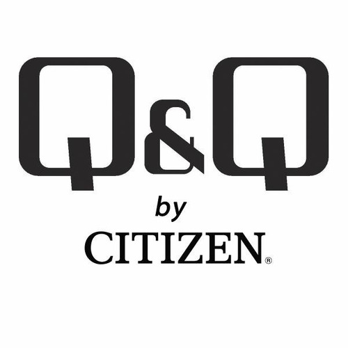 reloj q&q by citizen a172j422y hombre combinado rose calend.