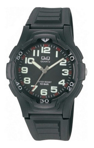 reloj q&q by citizen hombre vp84j002y 100m liniers
