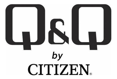 reloj q&q by citizen vr35j023y 100m para hombre liniers