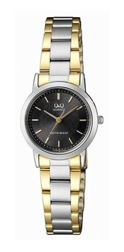 reloj q&q dama. resistente al agua. qa39j402y 1091047