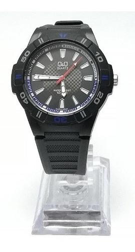 reloj q&q deportivo para hombre