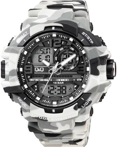 43f133cf0bdb Reloj Q q Deportivo Para Hombre Modelo Gw86j006y Original ...