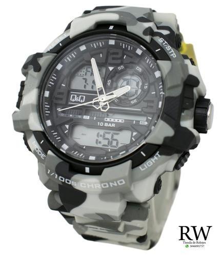 63ceb0ccf5bb Reloj Q q Deportivo Para Hombre Modelo Gw86j006y Original -   94.900 ...