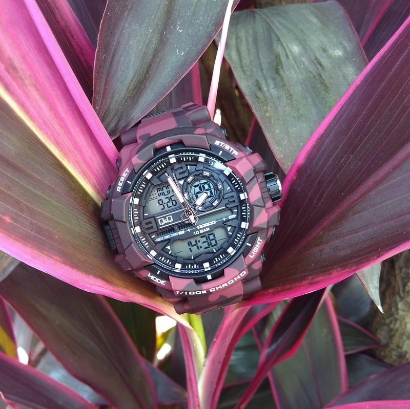 18b14dca08b2 reloj q q deportivo para hombre modelo gw86j007y original. Cargando zoom.