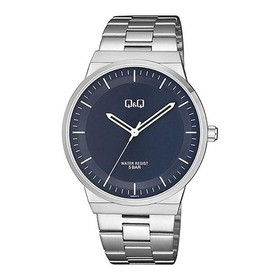 Reloj Q&q Hombre Análogo | Qb06j212y | Garantía