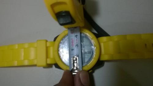 reloj  q&q   original  resistente  al agua