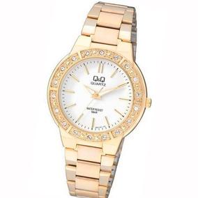 d285e88f19d8 Vendo Reloj Q Q Rectangular De Acero - Relojes Pulsera en Mercado Libre  Argentina