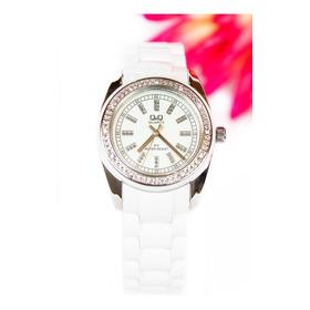 Reloj Q&q Qyq Original Mujer Dama + Envío Gratis