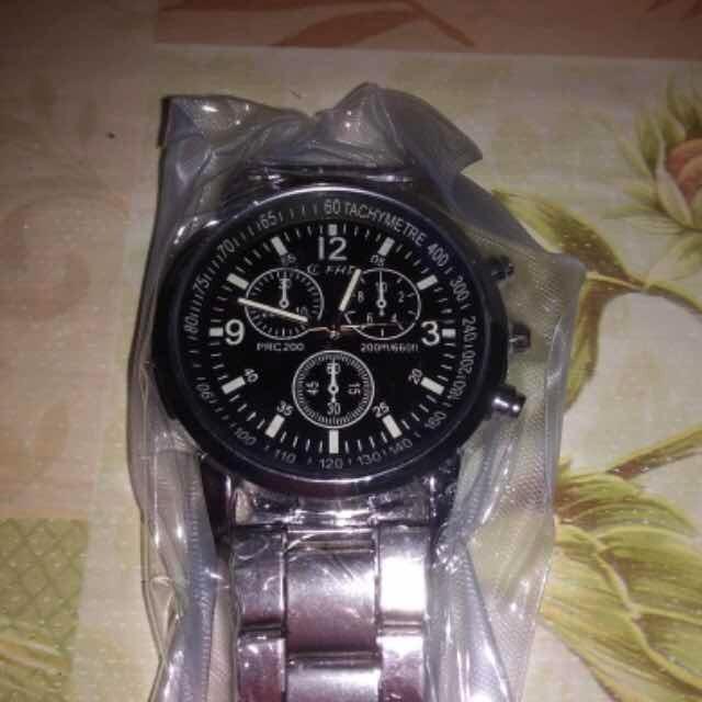 4a3e50bc2666 Reloj Quartz Hombre Elegante -   159.00 en Mercado Libre