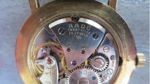 reloj rado 25 joyas ** colección **