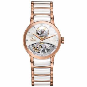22642c587680 Reloj Rado Ceramica Blanco Mujer - Relojes en Mercado Libre México