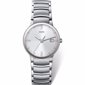 f89b01166 Reloj Rado Centrix R30927103 Platead Original Para Caballero