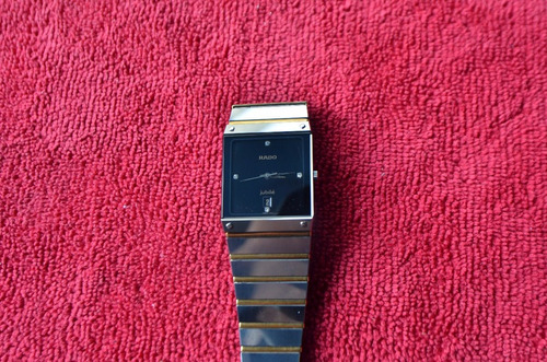 reloj rado jubile  scratch proof de remate