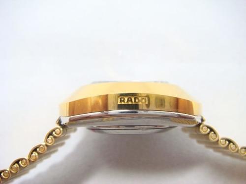 reloj rado original r12416393 lluvia de estrellas dama dorad