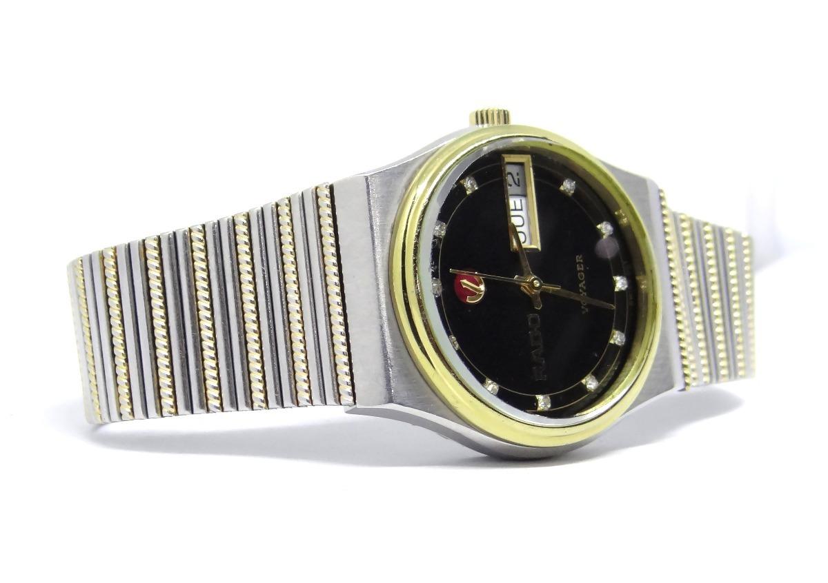 reloj rado voyager brillantes en díales reales original 4500. Cargando zoom. c604315ec3ec