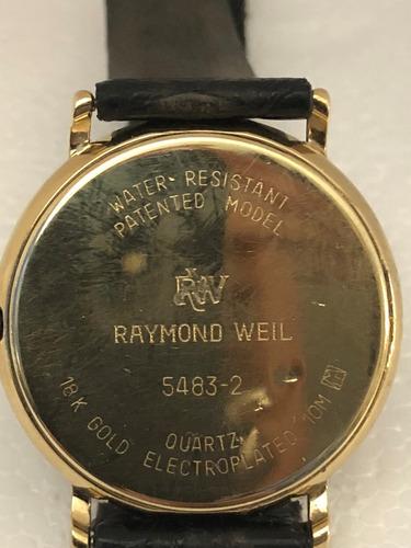 reloj raymond weil geneve