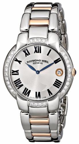 reloj raymond weil jasmine diamantes mujer 5235-s5s-01659