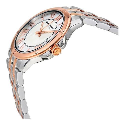 reloj raymond weil tango esfera plateada rw5591sb500658