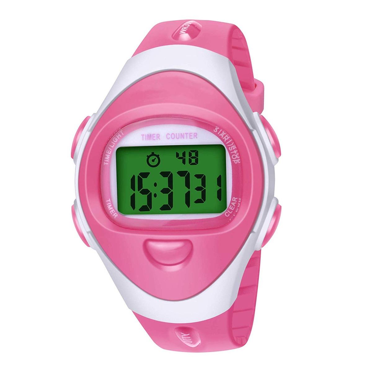 6123213c51cd reloj recordatorio para entrenamiento baño cucubit -rosa. Cargando zoom.